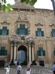 Auberge de Castille et Leon - резиденция Премьер-министра Мальты