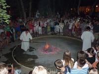 Ночной пикник Бивака