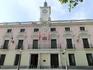 Здание городской мэрии (Ayutamiento de la ciudad) до 1880 года также было одним из университетских факультетов, колледжем-конвентом Святого Карлоса Бартоломео ...