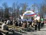 1 мая - городское веселье с песнями и народными гуляньями. Питеру этого не хватает...