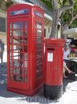 Остатки Британского наследия на Мальте