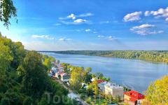 город Плёс на Волге, Ивановская область