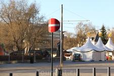 Знаменитые норвежские кирпичи. Только там они выгнутые