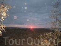 Закат в Кобулети.