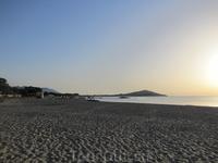 Утро на берегу
