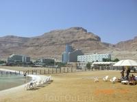Мертвое море...