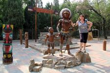 В пекинском зоопарке