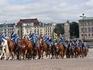 Стокгольм. Смена караула у королевского дворца
