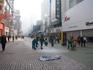 Шеньян. вот так там чистят улицы от снега. поэтому они чисты всегда
