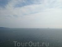 Владивостокская крепость. Вид с Новосильцевской батареи.