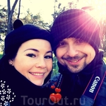 мы во Дворце Топкапи ) счастливые!