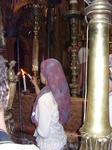 Храм Гроба Господня Благодатный огонь