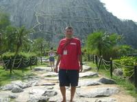 19 декабря 2010. Паттайя. Храм Золотого Будды