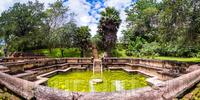 Королевский бассейн в Шри-Ланке