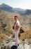 Каменне горы Джебель-аль-Хаджар, Оман, 1000м