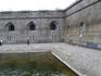 А это дворик Петропавловской крепости.