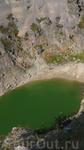 Имотские озера. Синее озеро. Хотя с виду зеленое