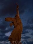 Вот и главный монумент &quotРодина- Мать зовет&quot