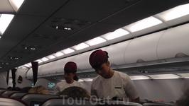 Qatar Airways, плечо MOW-DH