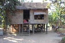 Жилище кхмера