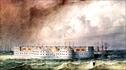 Это был самый крупный форт своего класса в середине XIX века.