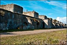Первая мировая война не затронула форт Константин, а в Великую Отечественную, форт вёл огонь по немцам, стоявшим на южном берегу Финского залива и и зенитками по самолётам Люфтваффе