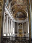 Основной зал Версаля (зеркальный)