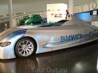 Электрокар от BMW