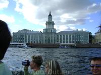 А вот и те самые знаменитые здания, о которых только слышали... А Вы?