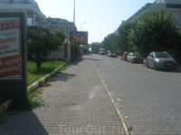 Турция, Чамьюва,улица