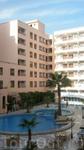 А вот и наш отель во всей красе - Triton Empire Hotel.