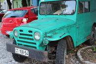 раритетное авто в Цетинье