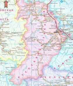карту хакасии скачать бесплатно - фото 6