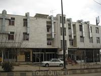 Такаб Отель в котором мы жили Ranji hotel, Takab