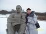 Ну вот еще одна скульптура :)