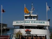паром на остров Алькатрас