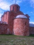 Церковь Параскевы-Пятницы на Торгу в Новгороде