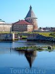 Башня Соловецкого равелина.