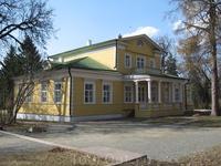 Барский дом усадьбы А.С.Пушкина