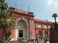 Каирский музей впечатляет...