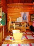 Горница в жилище помощников Санты гномов