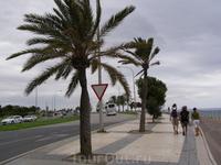 Пальма де Майорка, набережная