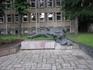 Памятник Дэвиду Коперфильду
