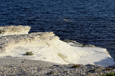 Белые скалы... красота неописуемая!