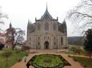 Кафедральный собор св. Варвары – один из самых известных чешских архитектурных памятников. По величине и значимости этот готический храм уступает лишь ...