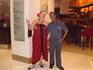 с рабртником отеля
