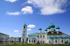 Свято-Троицкий Александро-Свирский монастырь