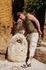 В пальмах нашли гирю Геракла, наверное потерял:))
