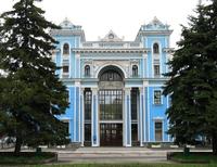Ставропольский Железнодорожный вокзал