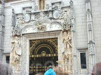 Железные кованые ворота дома &quotКаса Гранде&quot,16век,Испания